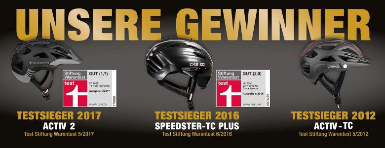 casco helm kopen -  casco beste fietshelm - winnaar fietshelm test