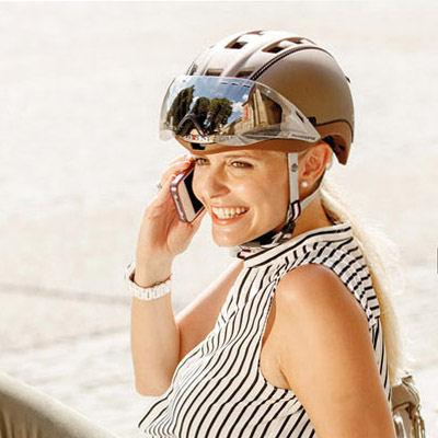 casco fiets helm met vizier kopen online award winner